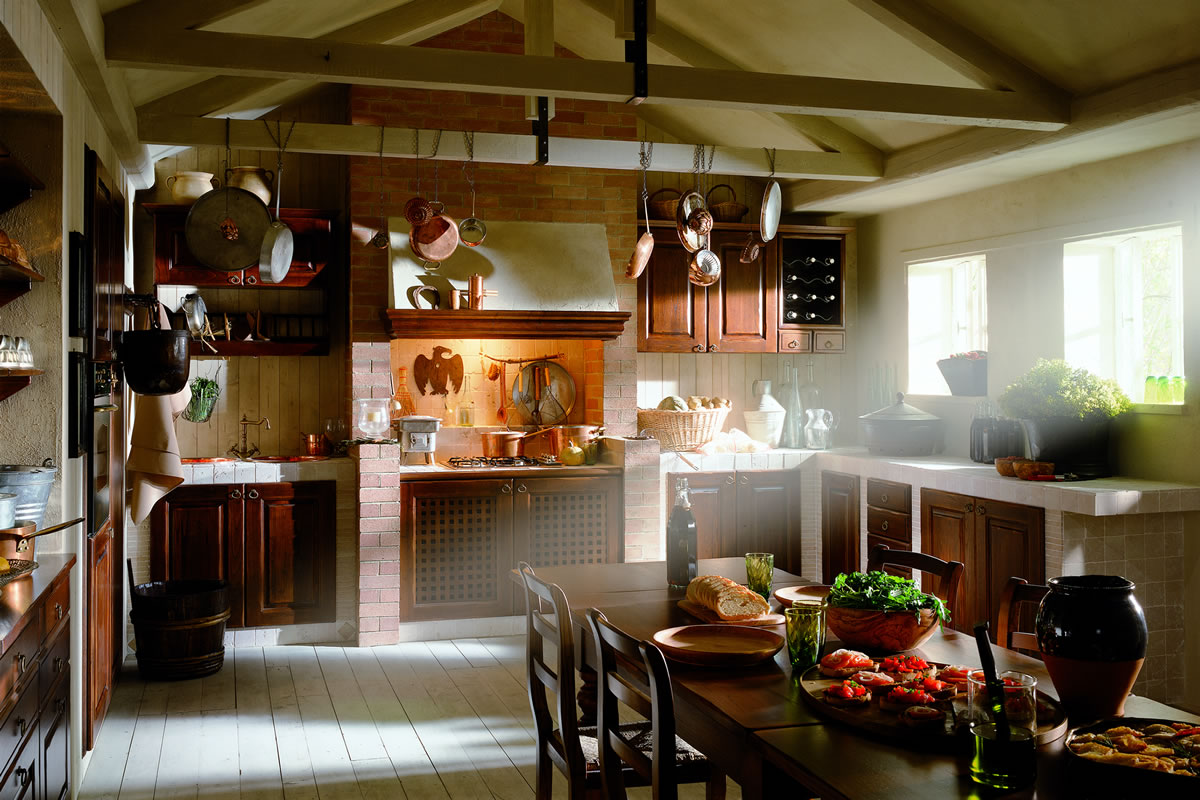 spesso Best Cucine Vecchio Stile Images - harrop.us - harrop.us LS87