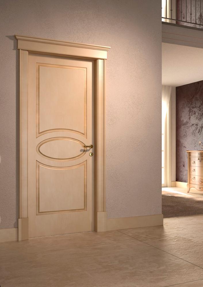 Porte per interni viareggio lucca versilia porte interne in legno - Porte decorate per interni ...