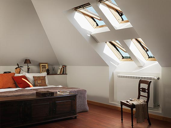 Finestre da tetto velux for Finestre velux ggl prezzi